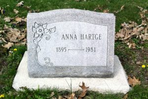 Anna Hartge After Cleaning