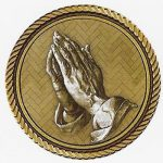 Praying Hands Right